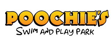 Poochies Swim & Play Park logo