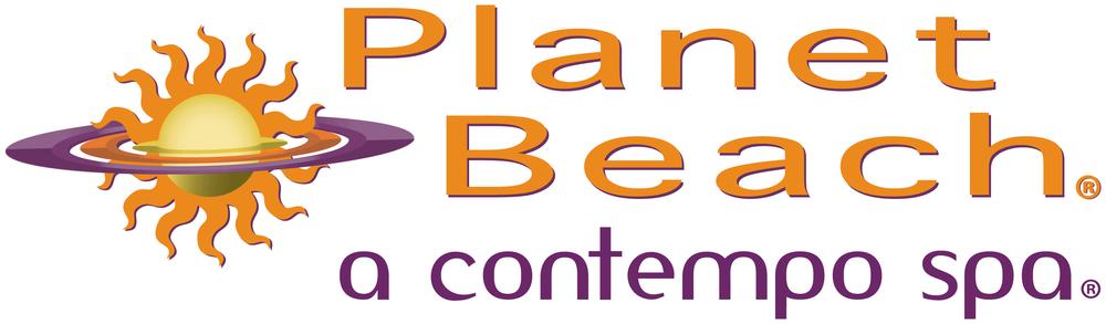 Planet Beach a contempo spa logo