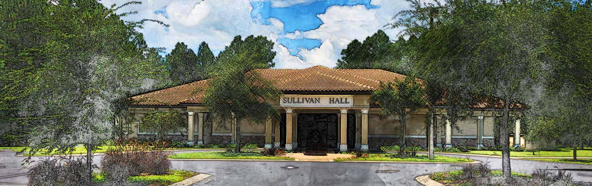 SULLIVAN HALL CONSTRUCTION Rendering