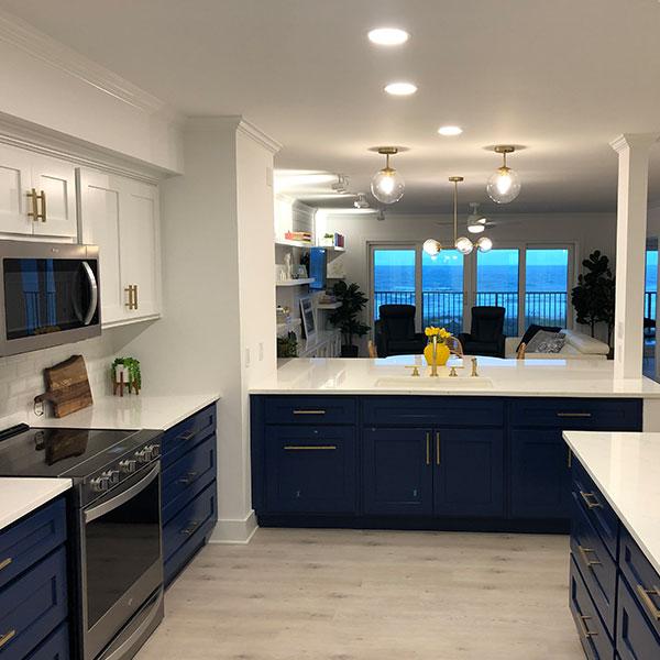 Ocean Sunrise Condominium Remodel - St. Augustine Beach, FL