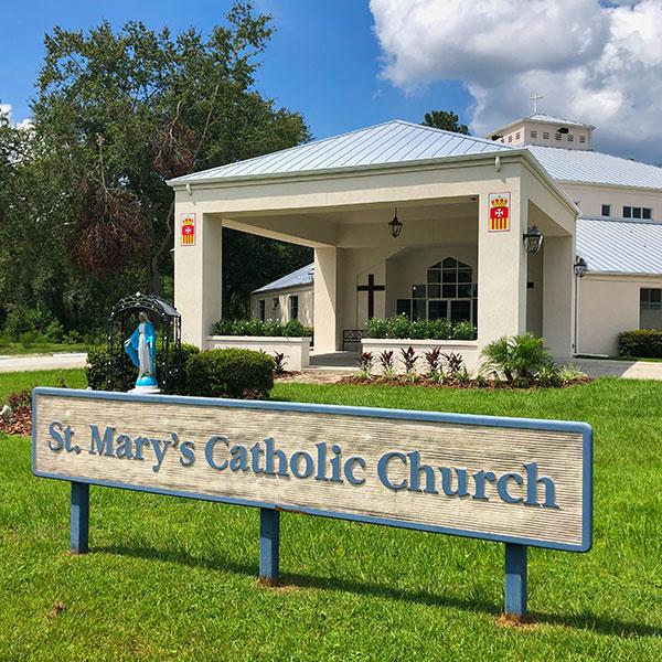 St. Mary's Catholic Church - Macclenny, FL